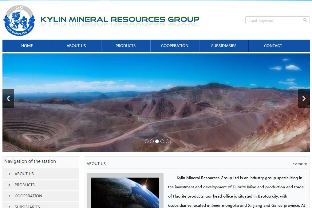 supplier-KYLIN-MINERAL-RESOURCES-GROUP